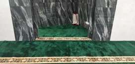 Karpet Masjid Mecca Tebal 12 mm Harga Promo Pandemi Gratis Ongkir