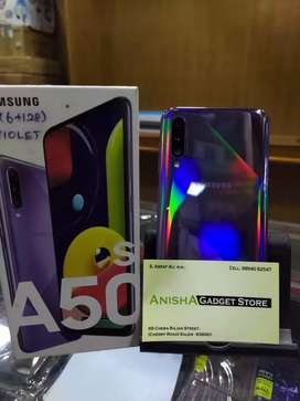 Samsung galaxy A50S 6gb 128gb