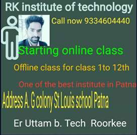 Class 1 to 12 home tuition and coaching center