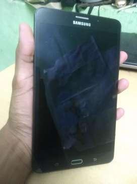Samsung tab 4g dual sim support 1.5gb ram 8 gb rom