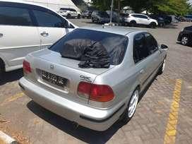 Honda civic ferio silver