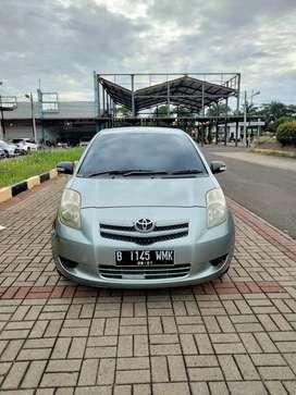 Toyota Yaris e 2008 matik