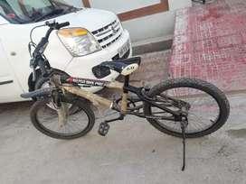 BMX PRO CYCLE BLACK