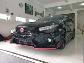 All New Civic Turbo 1.5 AT th 2018 Type R Style