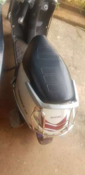 Suzuki access to be sold immediately