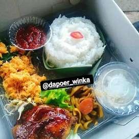 Nasi Kotak /Boxs ( Aneka nasi kotak untuk berbagai acara)