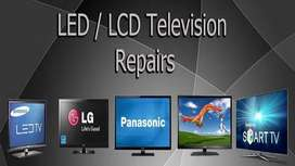 LED LCD Smart TV Repair Service Center in low Price