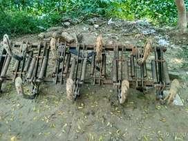 Tractor, rotavator, threasor, cultivator