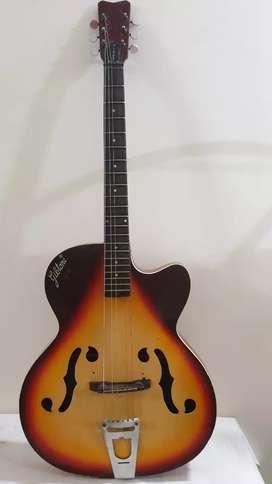 Guitar (Gibtone brand) for sale.
