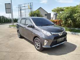 Bismillah dp 10 jut Toyota Calya G Manual 2016 Grey Odometer Low
