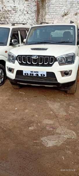 Mahindra Scorpio S6 Plus, 2018, Diesel