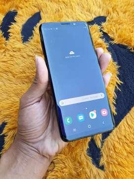 Samsung S9 Black 64gb Istimewa grs sein