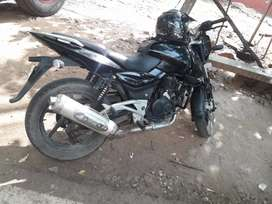 Pulsar 200, power bike , good body