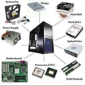 Computer preparing