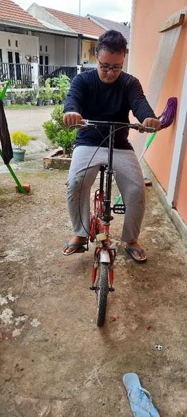 Sepeda merk aleoca