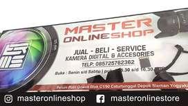 Master Service Membutuhkan Karyawati Toko Aksesoris Kamera