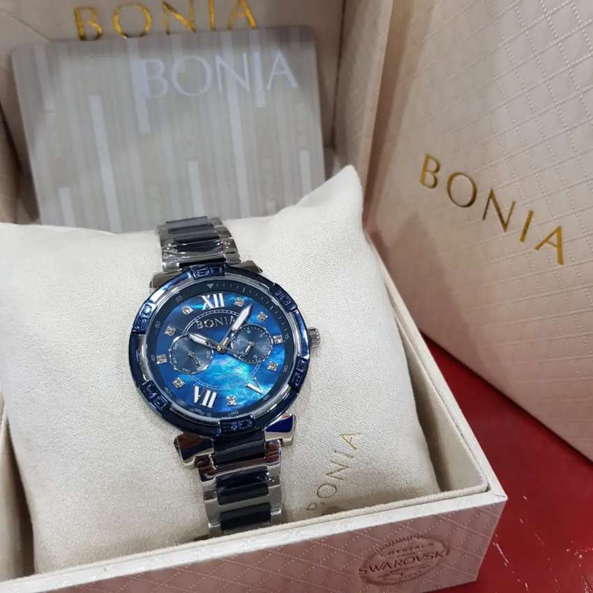 Bonia 10503 Fullset Box Original 0