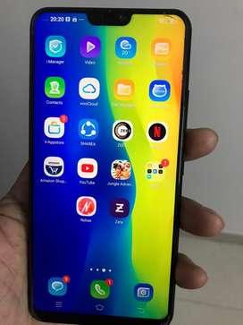 Vivo v9 almost new phone