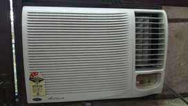 Carrier AC TWO TON  (window)