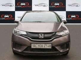 Honda Jazz S Automatic, 2015, Petrol