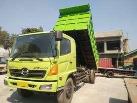 Hino Lohan FG260 Dump Truck Tahun 2011