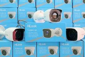 JUAL PAKET CCTV HILOOK KOMPLIT PLUS PEMASANGAN