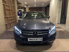 Mercedes-Benz New C-Class C 200 CGI Avantgarde, 2016, Petrol
