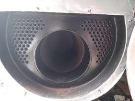 Steam boiler kapasitas 2ton/h