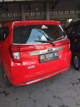 Dijual Toyota Calya Merah Type G Manual 2018