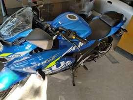 showroom condition bike sports Moto GP edition