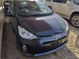 Get Toyota Vitz On Easy Monthly Installment