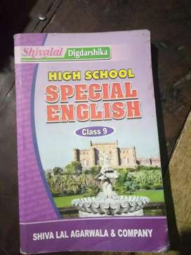 English special book class 9