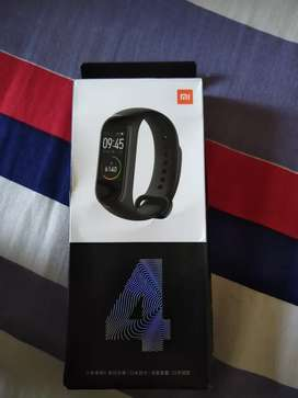 MI BAND 4 Totally new unused