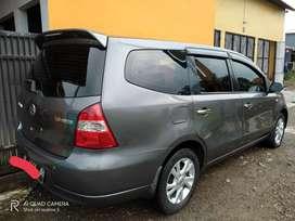 Mulus !! Nissan Grand Livina XV A/T 2011 Innova Avanza