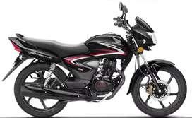 Honda CB shine single owner