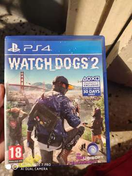 WATCH DOGS 2- PS4