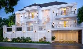 Jasa Arsitek Pontianak Desain Rumah 562m2