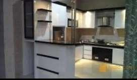 Kichen set dan interior custom sesuai ukuran ruangan