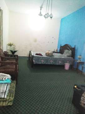 A Furnished Neat & Clean 1 Room For Female At 6th Road S.Town For Rent