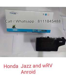 Honda WRV Anrdroid 9inch Touch Music System