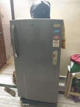 Godrej fridge 190ltr