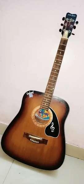 Jumbo Model guitar