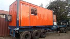Container mofikasi 20fit
