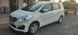 Maruti Suzuki Ertiga ZXI Plus, 2018, Petrol