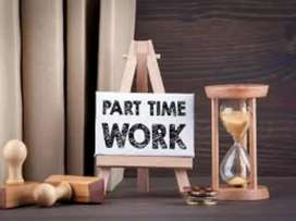 Home based part time work