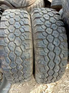 USED TYRES 3 MONTHS GUARANTEE