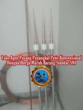 Toko pusat pasang anti penangkal petir Cileunyi kabupaten Bandung