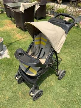 "Kids Pram Brand ""Mother Care Graco"" mrp 40000"