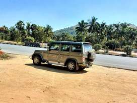 Mahindra Bolero ZLX 2012 Top end good condition