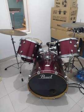 Set Drum Pearl Forum Series